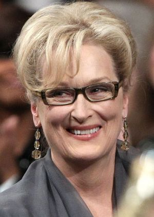 Meryl Streep, Screen Actors Guild Awards (Event 137909896) 2012