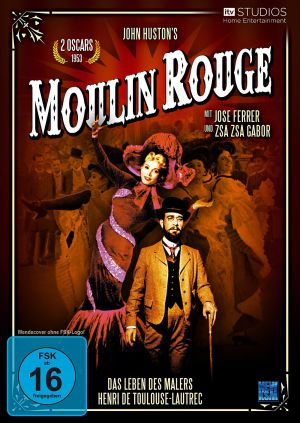 Moulin Rouge (DVD) 1952