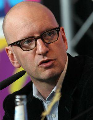 """Steven Soderbergh auf der Pressekonferenz zu """"Haywire"""""""