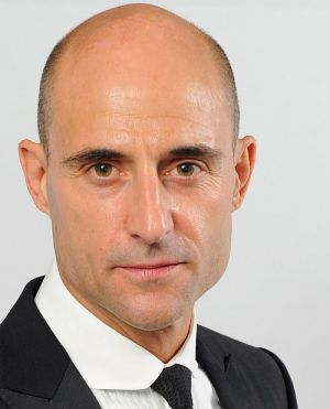 "Mark Strong auf dem ""Doha Tribeca Film Festival"""