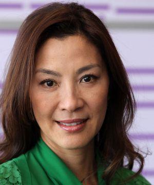 "Michelle Yeoh auf dem ""Doha Tribeca Film Festival"""