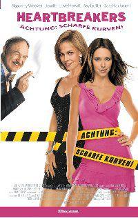 Heartbreakers - Achtung: scharfe Kurven! (DVD)