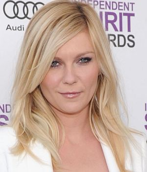 Kirsten Dunst bei den Independent Spirit Awards 2012