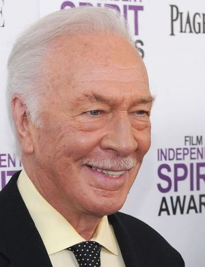 Christopher Plummer bei den Independent Spirit Awards 2012