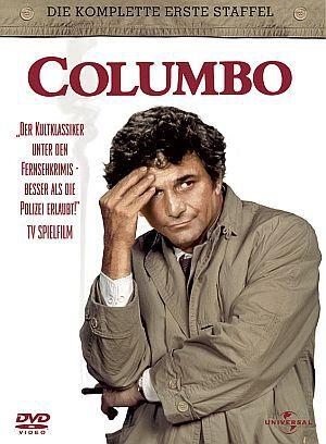 Columbo - Die komplette erste Staffel (DVD) 1971