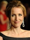 "Gillian Anderson auf dem ""55th BFI London Film Festival"""