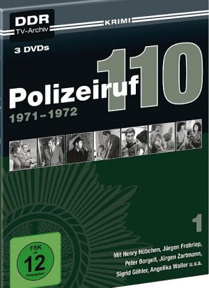 Polizeiruf 110 - Box 1: 1971 - 1972