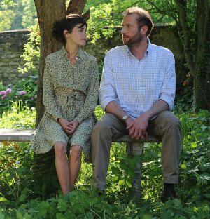 """Audrey Tautou und François Damiens in """"Nathalie küsst"""""""