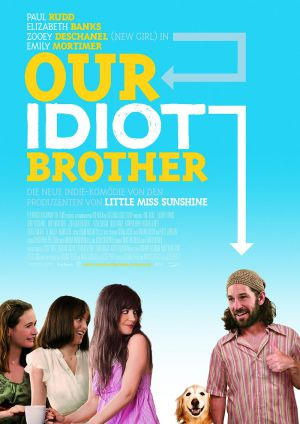 Our Idiot Brother (Kino) 2011