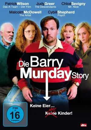 Die Barry Munday Story - Keine Eier...aber Kinder! (DVD) 2010