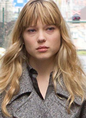 "Léa Seydoux in ""Mission: Impossible - Phantom Protokoll"""