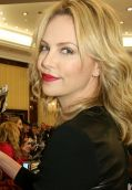 Charlize Theron in Berlin