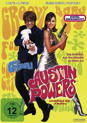 Austin Powers - Das Schärfste, was Ihre Majestät zu bieten hat (DVD) 1997