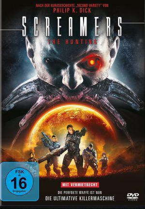 Screamers: The Hunting (DVD) Leih 2009