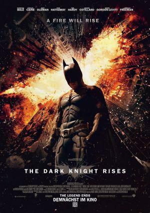 The Dark Knight Rises (Kino) 2012