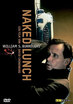 Naked Lunch (DVD) 1991