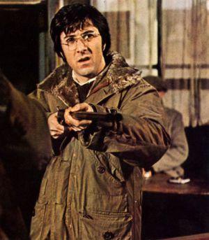 """Dustin Hoffman in """"Straw Dogs"""""""