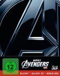 Marvel's The Avengers (Steelbook 2D + 3D + Bonus Disc)