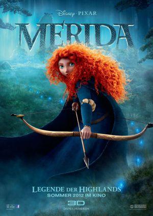 Merida - Legende der Highlands (3D) (Kino) 2012