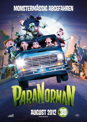 ParaNorman 3D (Kino) 2012