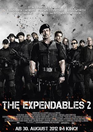 The Expendables 2 (Kino) 2012