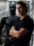 Christian Bale, The Dark Knight Rises (Szene 33543) 2012