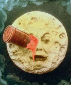 Die Reise zum Mond (Szene 002) 1902