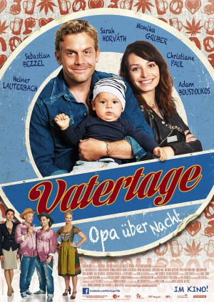 Vatertage - Opa über Nacht (Kino) 2012