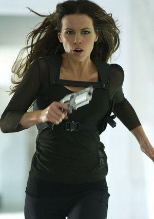 Kate Beckinsale kann man nicht entkommen
