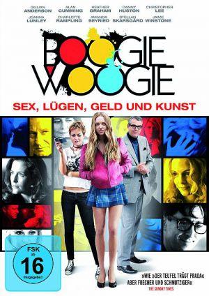 Boogie Woogie - Sex, Lügen, Geld und Kunst (DVD) 2009