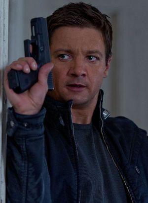 """Jeremy Renner in """"Das Bourne Vermächtnis"""""""