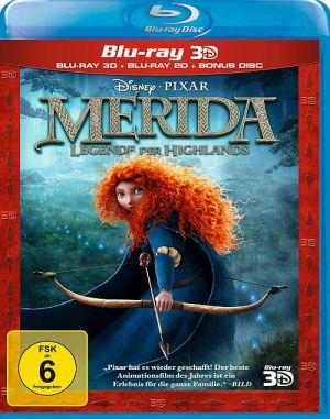 Merida - Legende der Highlands 3D