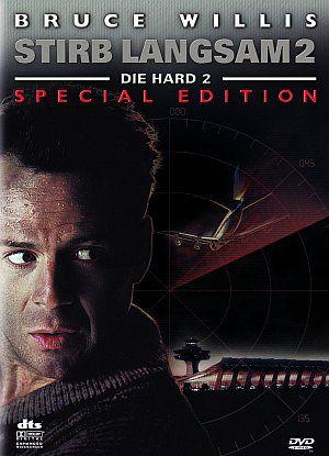 Stirb langsam 2 - Special Edition (DVD) 1990