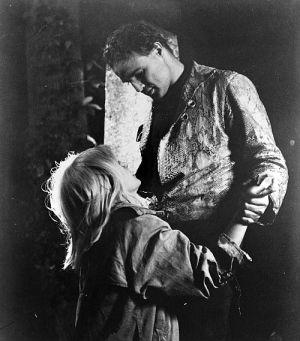 Der Mann in der Schlangenhaut (Szene) 1960