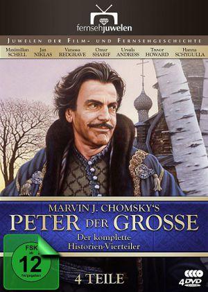 Peter der Große - Der komplette Historien- Vierteiler (Fernsehjuwelen)