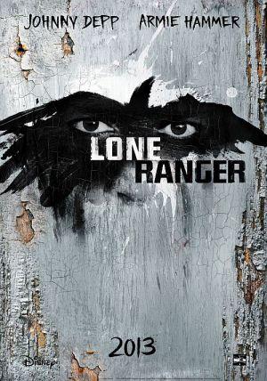 Lone Ranger (Kino) 2013