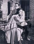 "Richard Beymer verlibt in Natalie Wood in ""West Side Story"""