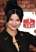 """Anna Fischer leiht ihre Stimme Venellope von Schweetz in """"Ralph reicht's 3D"""""""