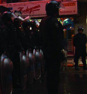 Hooligans around the World (Szene) 2012