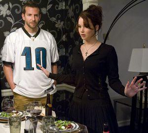 """Bradley Cooper liebt Jennifer Lawrence in """"Silver Linings"""""""