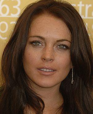Lindsay Lohan (Person, Venedig 2006 Filmfest)