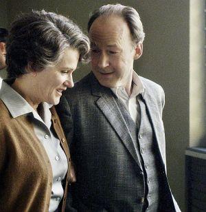 Hannah Arendt (Barbara Sukowa) und Hans Jonas (Ulrich Noethen)