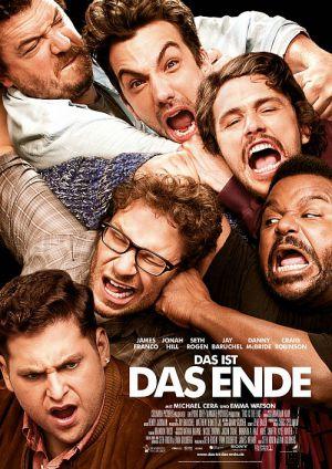 Das ist das Ende (Kino) 2013