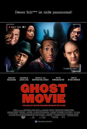Ghost Movie (Kino) 2013