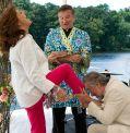 Robert De Niro, Susan Sarandon, Robin Williams, The Big Wedding (Szene 04) 2013