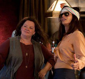 "Sandra Bullock und Melissa McCarthy sind wahrhaft ""Taffe Mädels"""