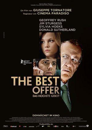 The Best Offer - Das höchste Gebot (Kino) 2013