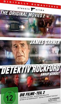 Detektiv Rockford - Anruf genügt - Die Filme - Teil 2