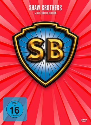 Shaw Brothers Collection (Limited Edition No. 2) (DVD-Box) 2013