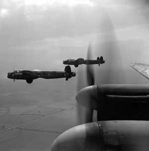 Mai '43 - Die Zerstörung der Talsperren (Szene) 1954